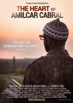 DVD The Heart Of Amilcar Cabral