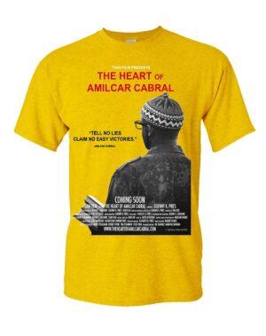 T-Short Amilcal Cabral