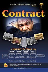 Contract Poster @ Copyright 2017 Txan Film Productions & Visual Arts, Inc